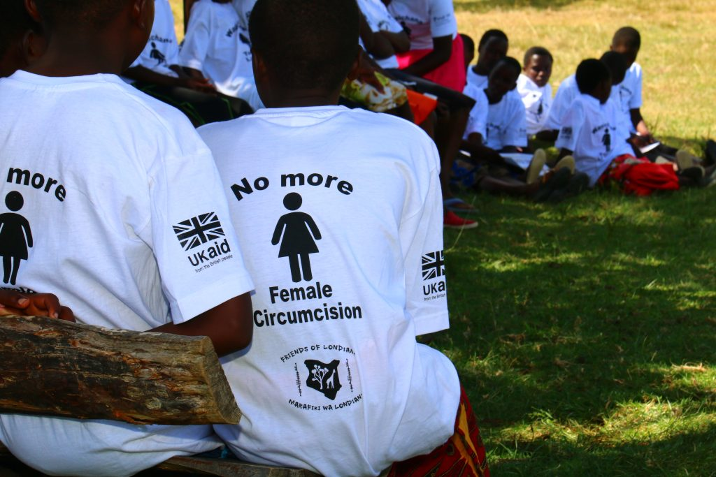 No more FGM